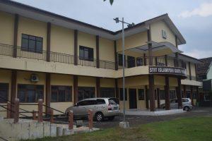 Gedung STITI KP Kiri